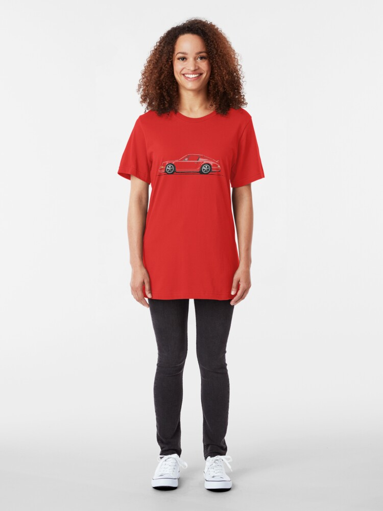Alternate view of RS Inspired Slim Fit T-Shirt