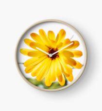 Golden Girl Clock