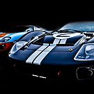 GT40 Gulf by CoolCarVideos