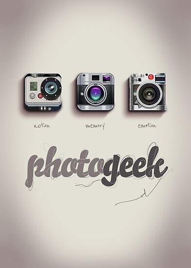 Photogeek by hazelong