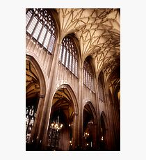 St Mary Redcliffe Photographic Print