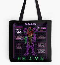Sammy Stats Tote Bag