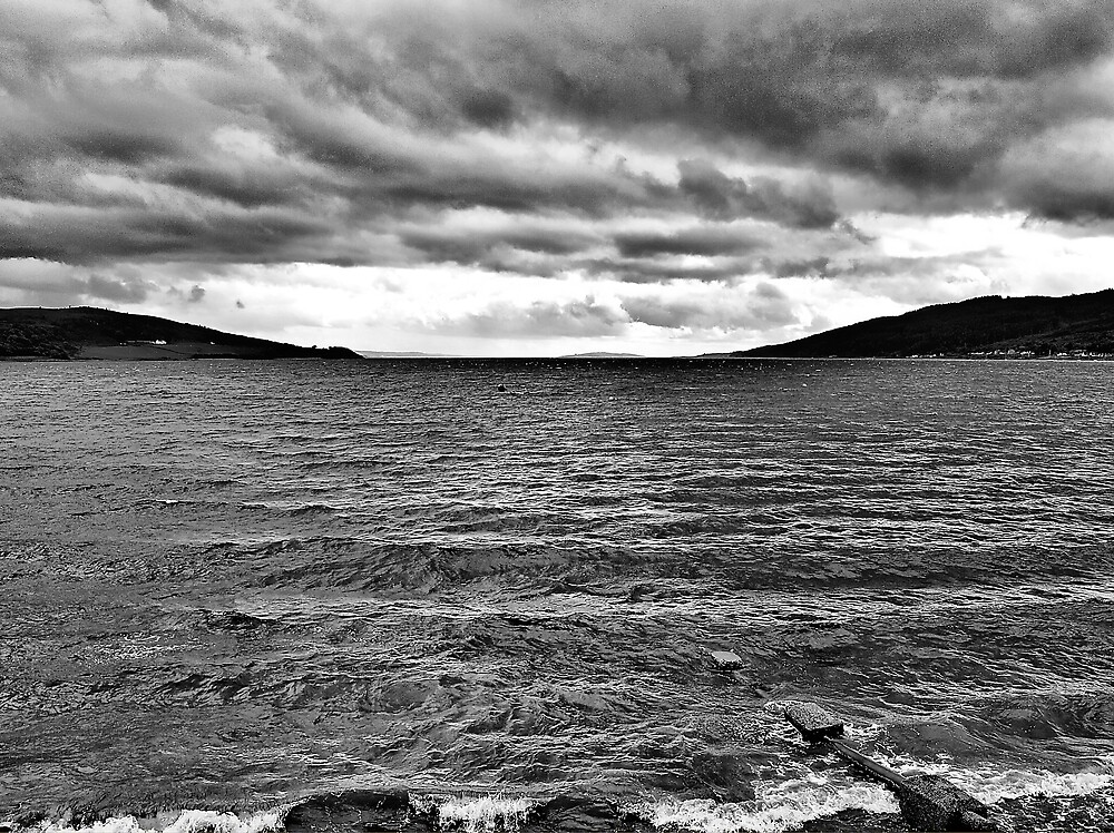Kyles of Bute by shaunio