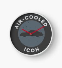 Air-Cooled ICON - grey Clock