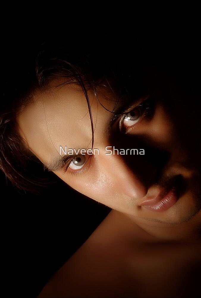 portrait by Naveen  Sharma