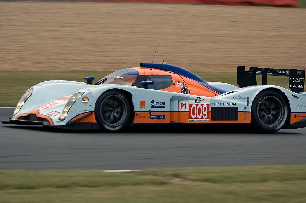 Aston Martin Lola by Willie Jackson