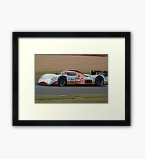 Aston Martin Lola Framed Print