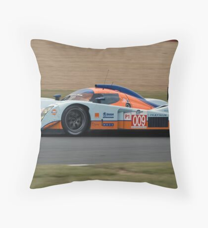 Aston Martin Lola Throw Pillow
