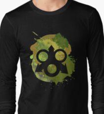 Nurgle splatter Long Sleeve T-Shirt