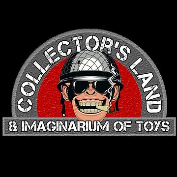 The Collector's Land and Imaginarium of Toys by pablopistachio
