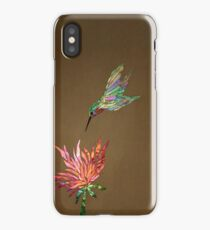Hummingbird (also available as an iPhone case) iPhone Case
