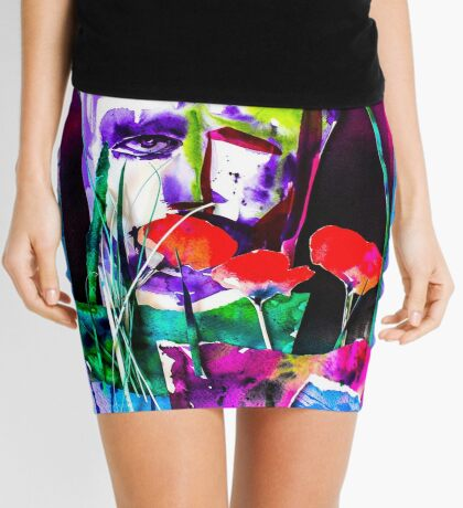 BAANTAL / Pollinate / Evolution #7 Mini Skirt