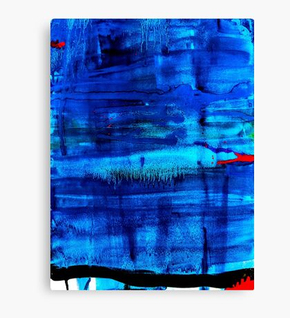 BAANTAL / Night #2 Canvas Print