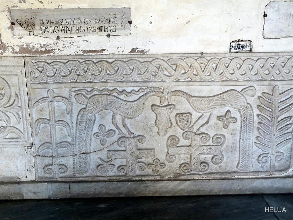 Early Christian Symbolism by HELUA