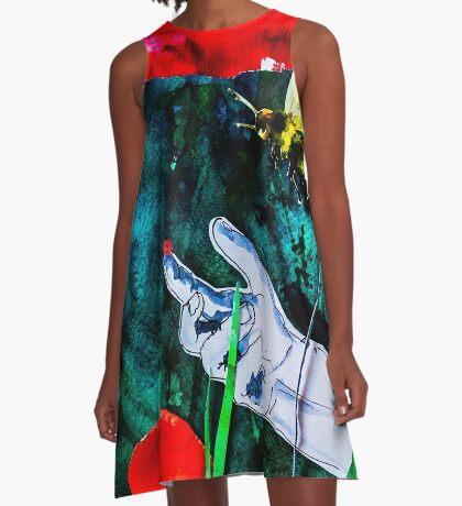 BAANTAL / Pollinate / Evolution #8 A-Line Dress