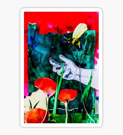 BAANTAL / Pollinate / Evolution #8 Glossy Sticker
