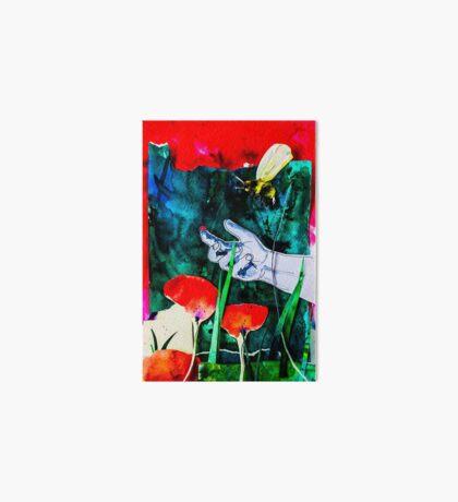 BAANTAL / Pollinate / Evolution #8 Art Board Print
