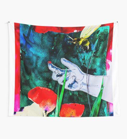 BAANTAL / Pollinate / Evolution #8 Wall Tapestry