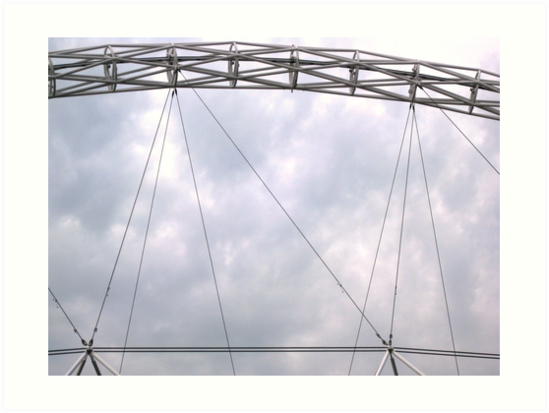 Wembley Structure by Rosie Connor