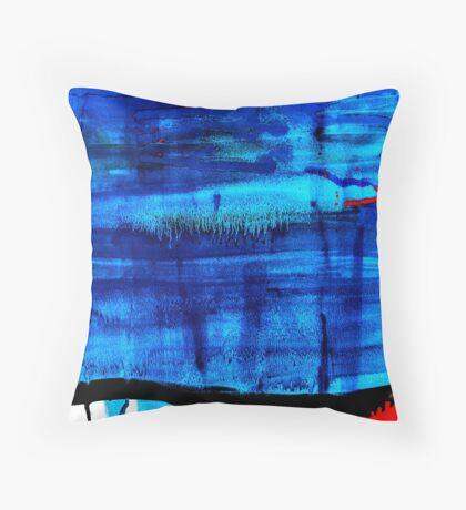 BAANTAL / Night #2 Throw Pillow
