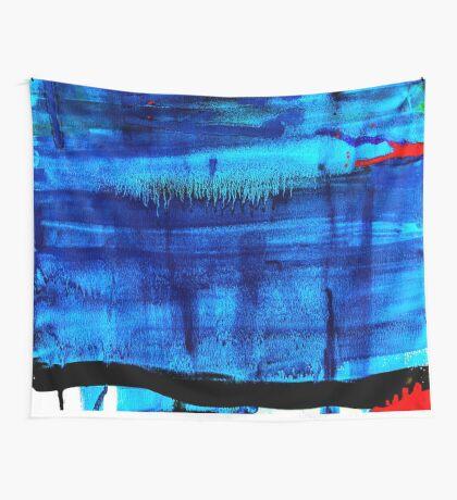 BAANTAL / Night #2 Wall Tapestry