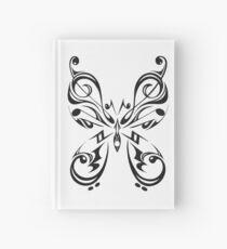 Cuaderno de tapa dura Musical Butterfly - Design