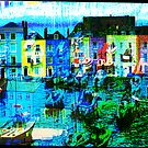 Tenby Harbour by Tsitra