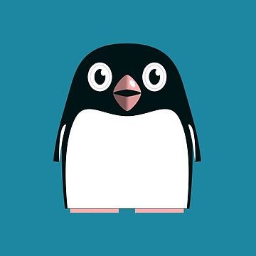 Adélie penguin by adorman