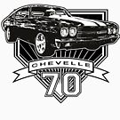 70 Chevelle by CoolCarVideos