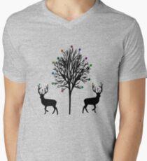 Christmas Stag T-Shirt T-Shirt