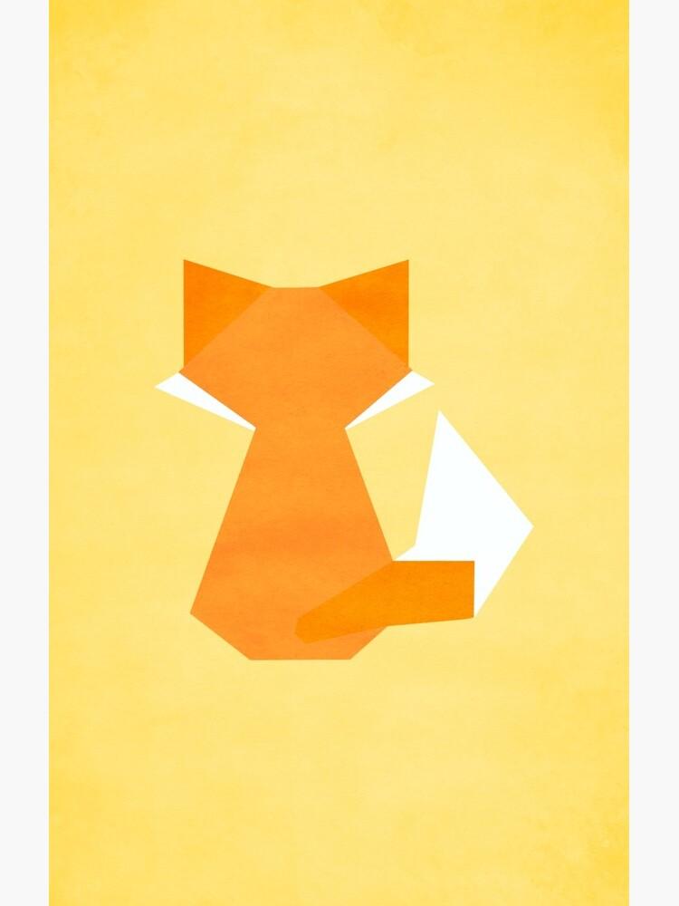 Fantástico Sr. Fox de GraphicPrintCo