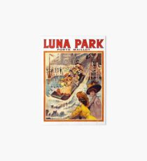 LUNA PARK -- POINT MAILLOT Art Board
