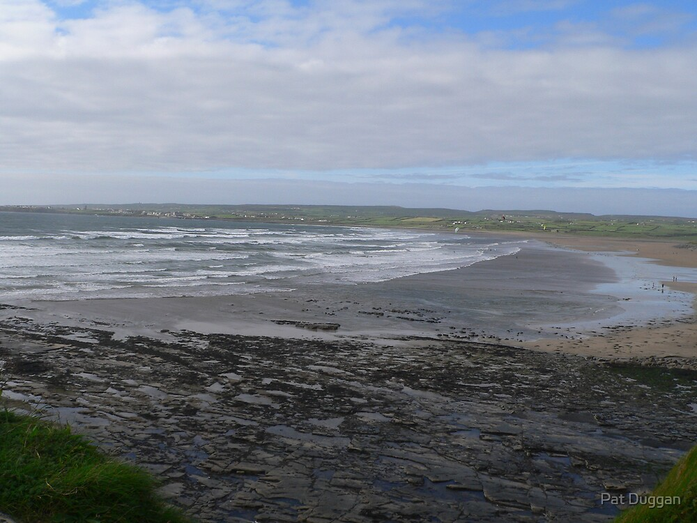 Liscannor Bay--Co.Clare [Please View Larger] by Pat Duggan