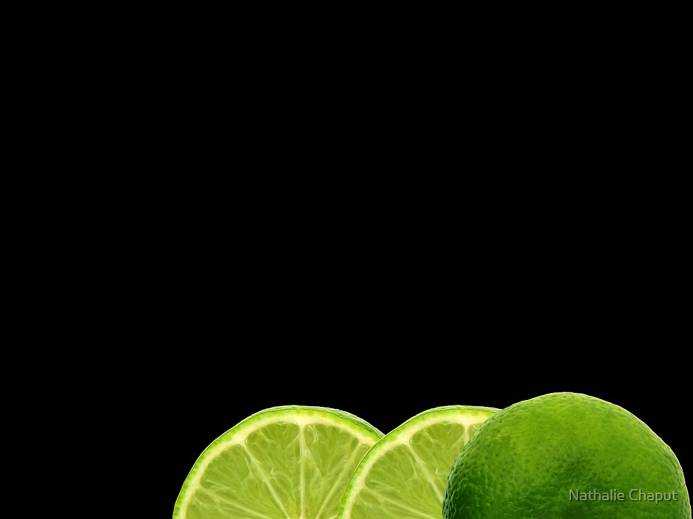 Limescape by Nathalie Chaput