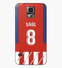 Saul Niguez 8 - Atletico Madrid Phone Case Case/Skin for Samsung Galaxy