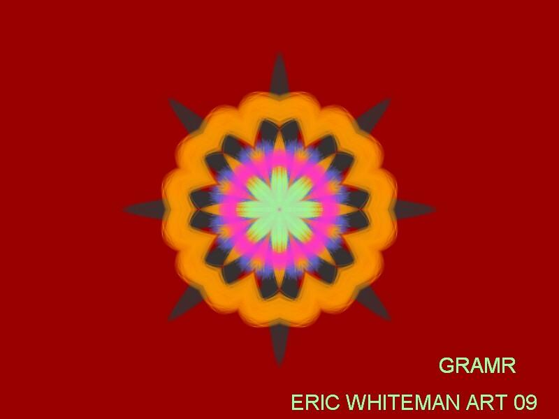 (GRAMMR ) ERIC WHITEMAN  by ericwhiteman