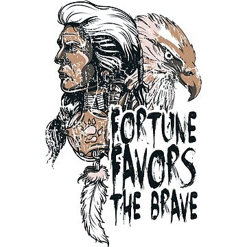 FORTUNE FAVORS THE BRAVE by Kriv71