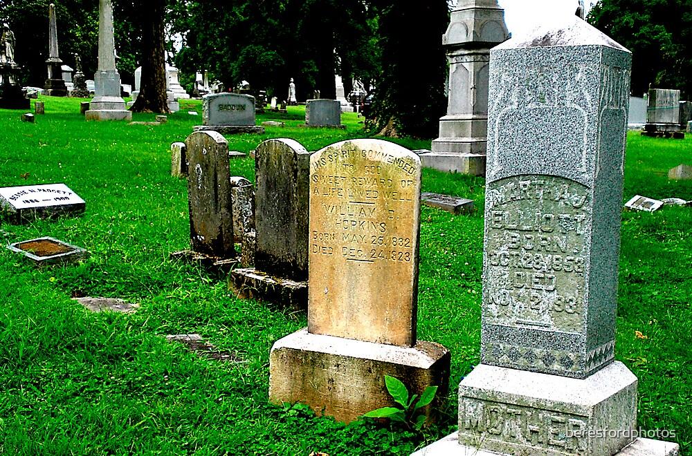Grave Array by beresfordphotos