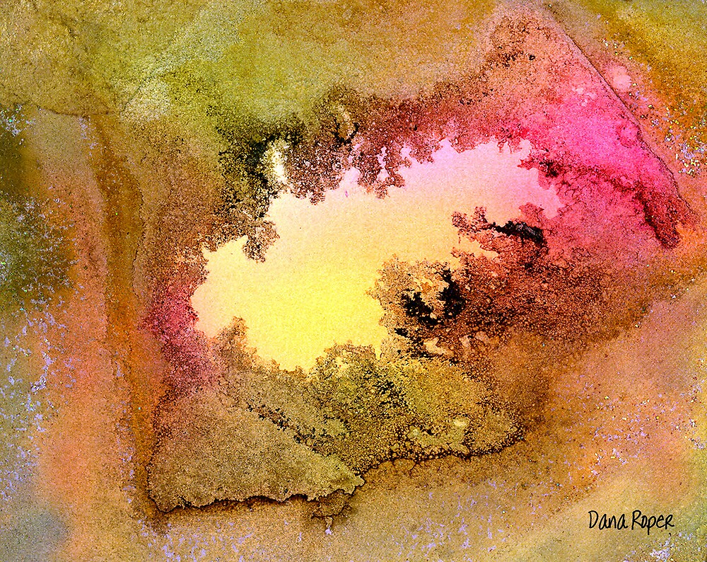 Fossil Forms by Dana Roper