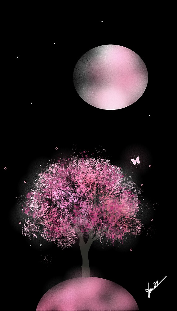 Pink Nights by Via Violet