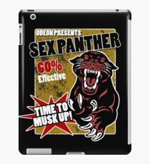 Sex Panther by Odeon iPad Case/Skin