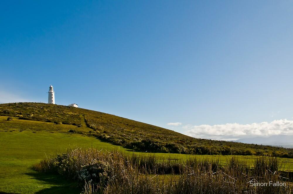 Cape Bruny, Tasmania by Simon Fallon