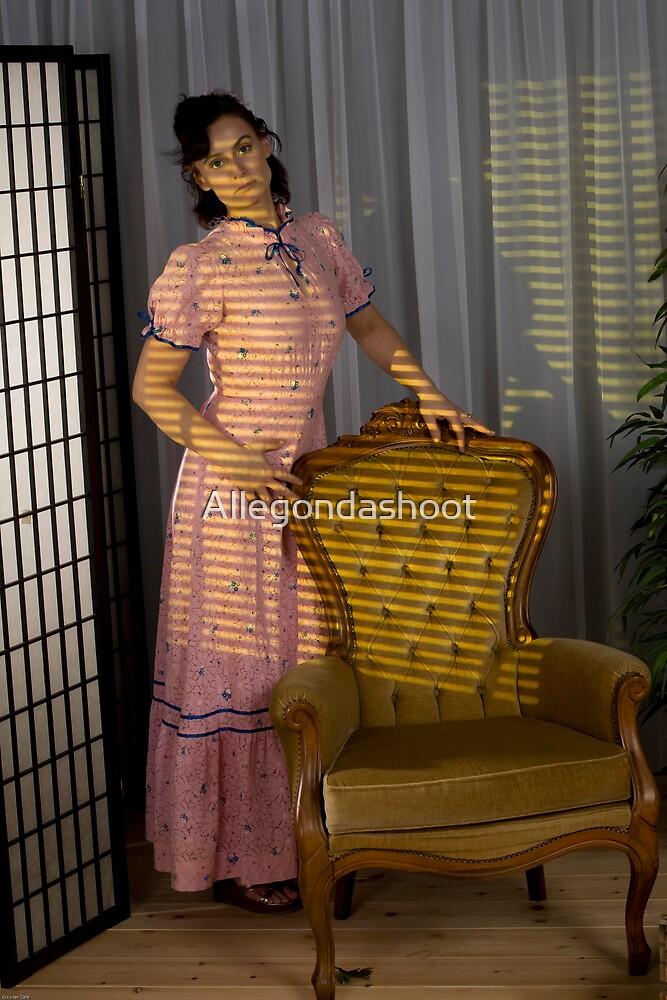 Grandma,s Chair by Allegondashoot