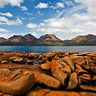 Freycinet Peninsula by Simon Fallon