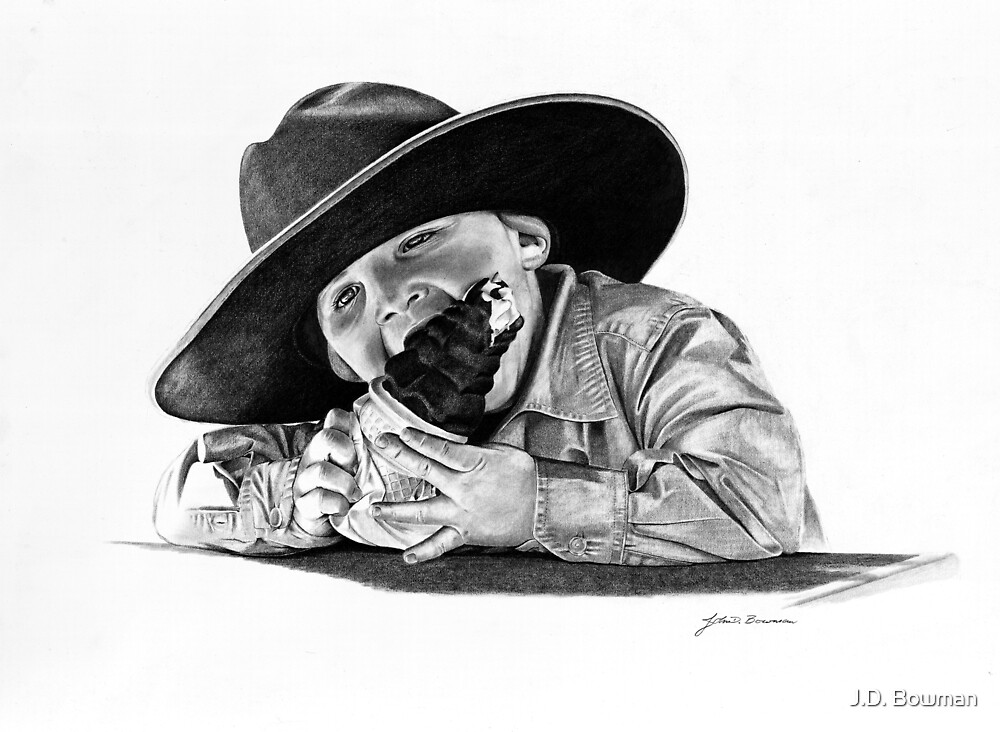 Rodeo Day by J.D. Bowman