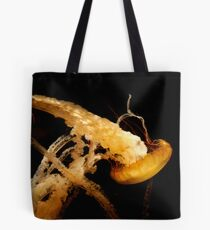 Diving Jelly Tote Bag
