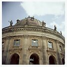 Bode Museum Berlin by Julian Nelson