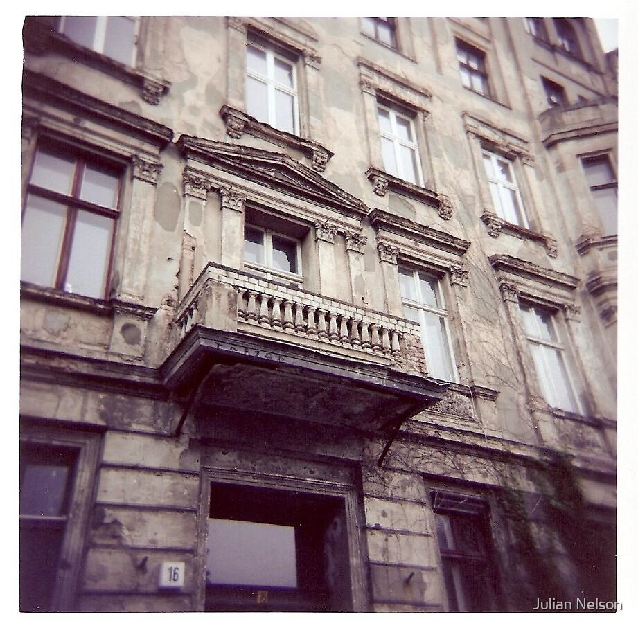 Berlin Prenzlauerberg by Julian Nelson