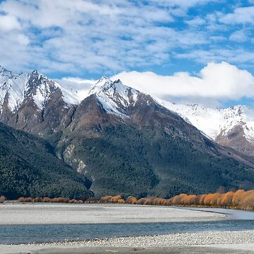 Matukituki River Valley by charlesk
