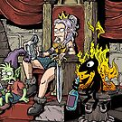 Medieval Fantasy 1 by ZugArt